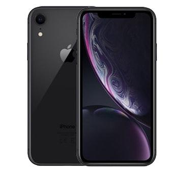 Apple iPhone XR, svart, olåst. Begagnad - A Grade