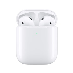 Apple AirPods med Qi fodral