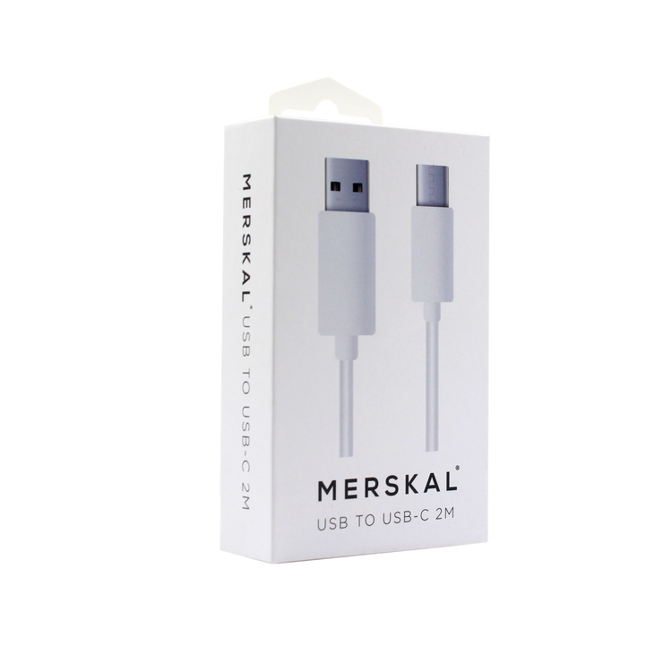 Merskal USB to USB-C cable 2m