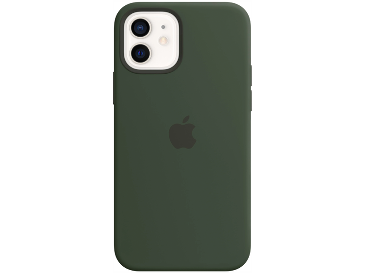 Apple Silicone Case with MagSafe for iPhone 12/12 Pro