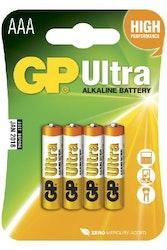 Batterier LR03/AAA 4pack