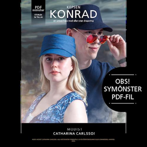 PDF-symönster Kepsen Konrad