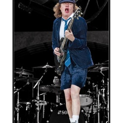 AC/DC - Angus Young