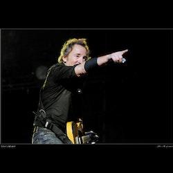 Bruce Springsteen!