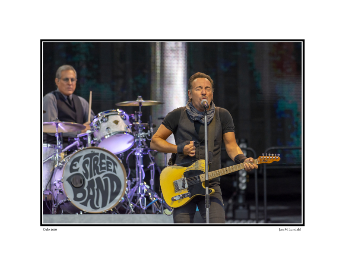 Bruce Springsteen & Max