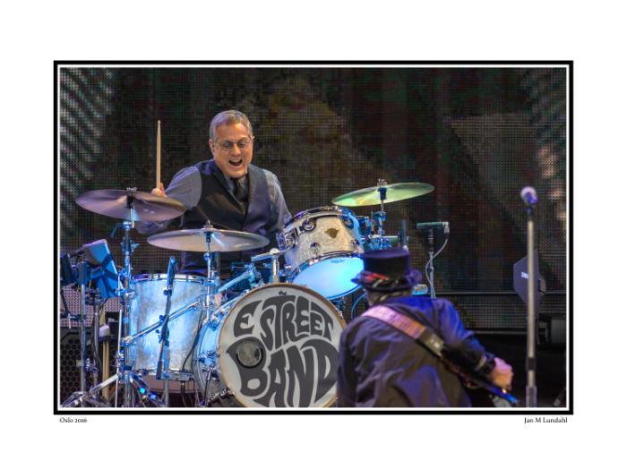 Max Weinberg & Bruce Springsteen