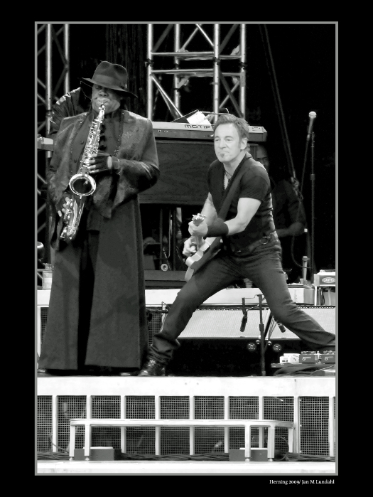 Clarence & Bruce