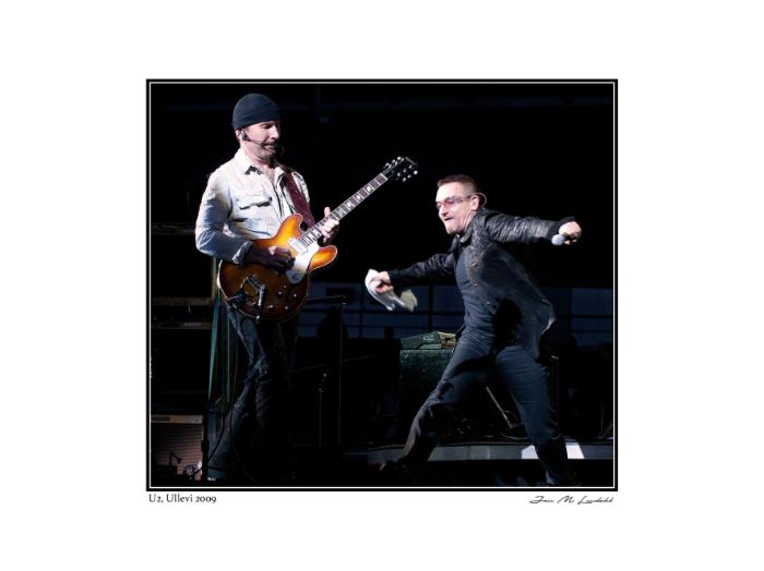 U2 - Bono & The Edge
