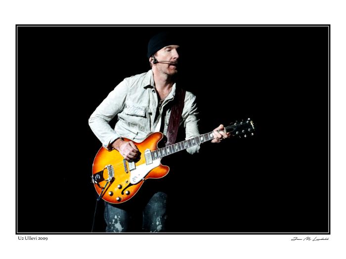 U2 - The Edge