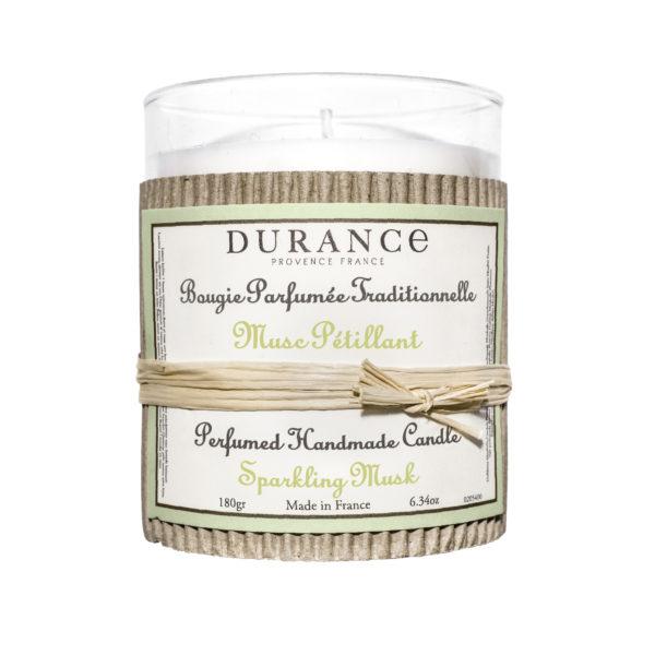 Durance Duftlys, Sparkling Musk