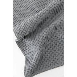 Waffle håndkle, grå