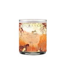 Durance JULE duftlys, appelsin & kanel. 180g