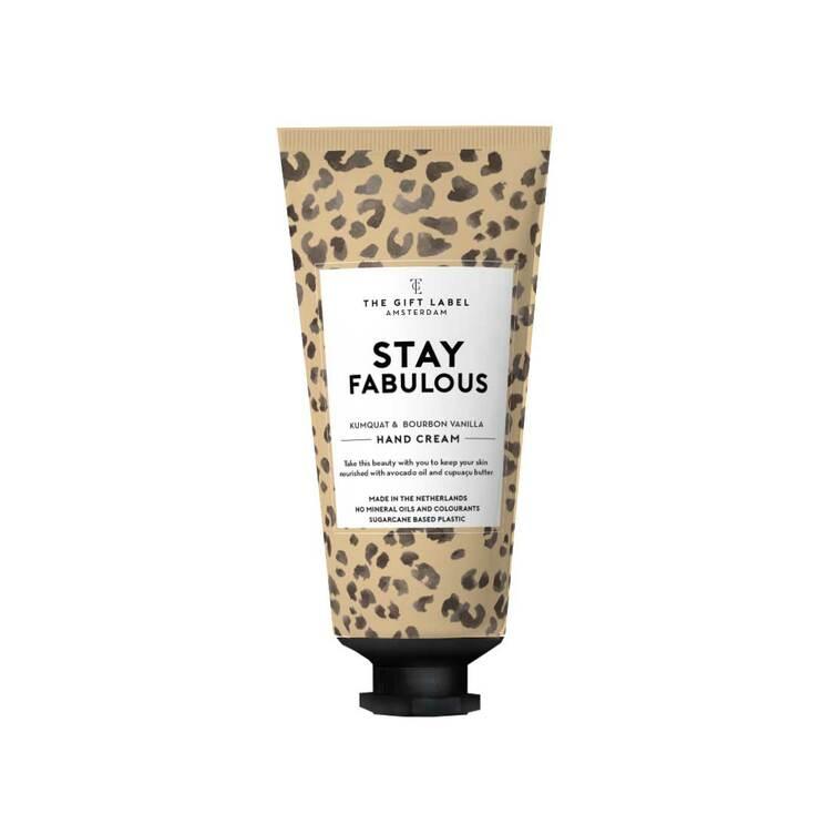 Håndkrem, Stay fabulous