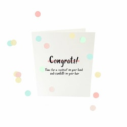 Kort - Congrats