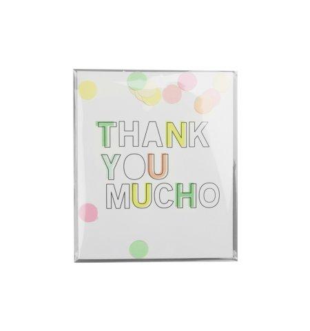 Kort - Thank you mucho