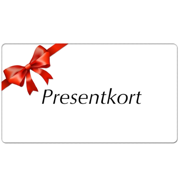 *Presentkort* - VAKTBUTIKEN.SE