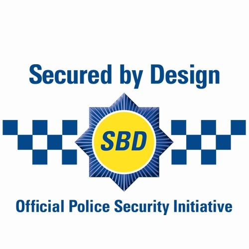 Secured by Design - VAKTBUTIKEN.SE