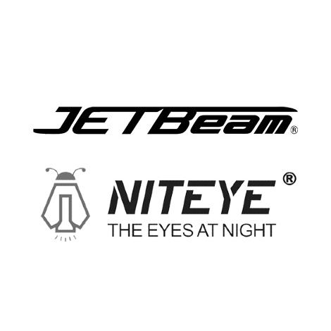 JETBeam – NITEYE Flashlights - VAKTBUTIKEN.SE
