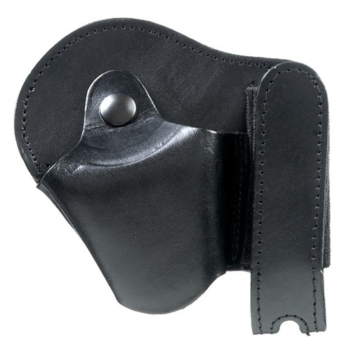 ASP Combo Handcuff Case - Black Leather