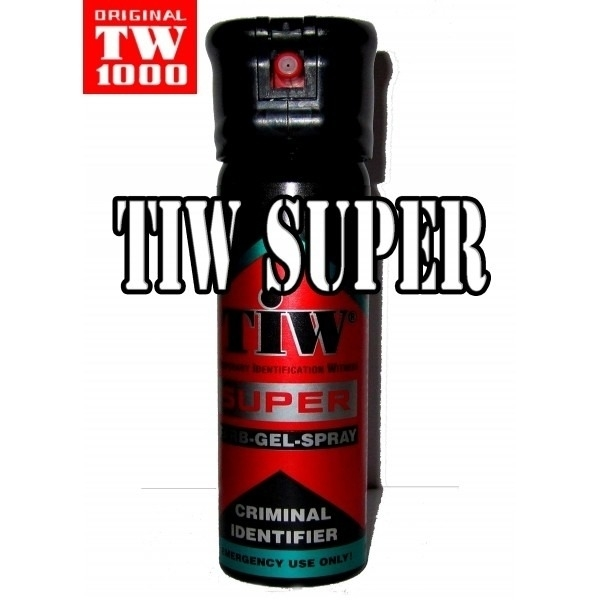 TIW SUPER 75ml Försvarsspray