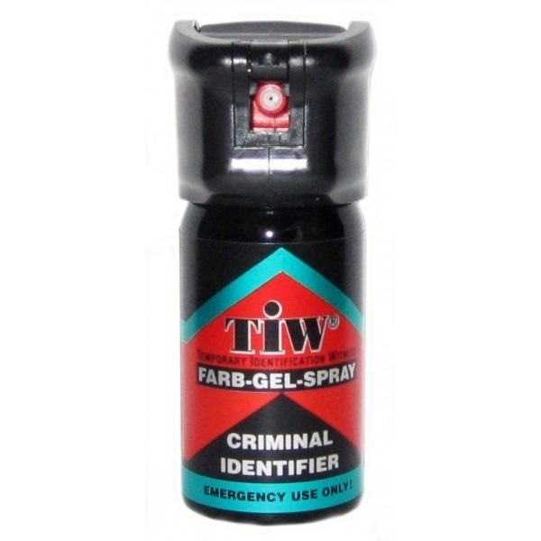 TIW Criminal identifier 40ml Försvarsspray