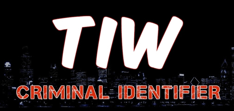 TIW Criminal identifier 20ml Försvarsspray - LADY