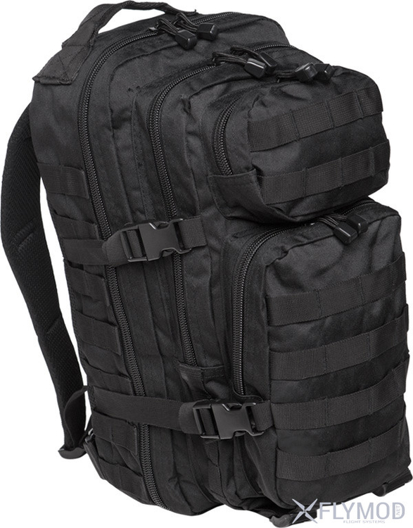 MIL-TEC by STURM US Assault Pack Small 21L - Svart