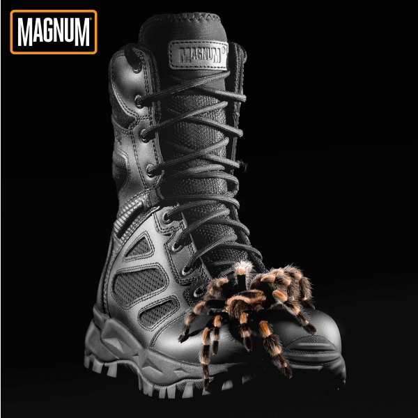 MAGNUM ELITE SPIDER X 8.0 Side-Zip