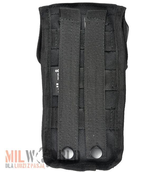 MIL-TEC by STURM SMALL MULTI PURPOSE BELT POUCH - BLACK