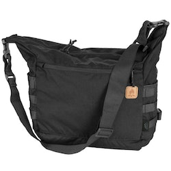 HELIKON BUSHCRAFT SATCHEL Bag - Black