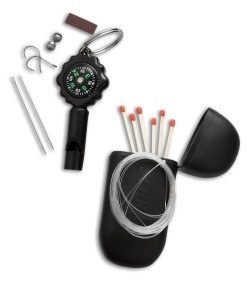 SCHRADE Survival Kit - Överlevnadskit