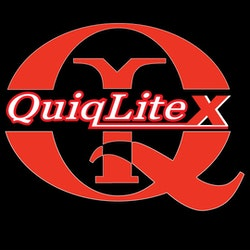 QuiqLite X Dual White LED (USB Rechargeable)