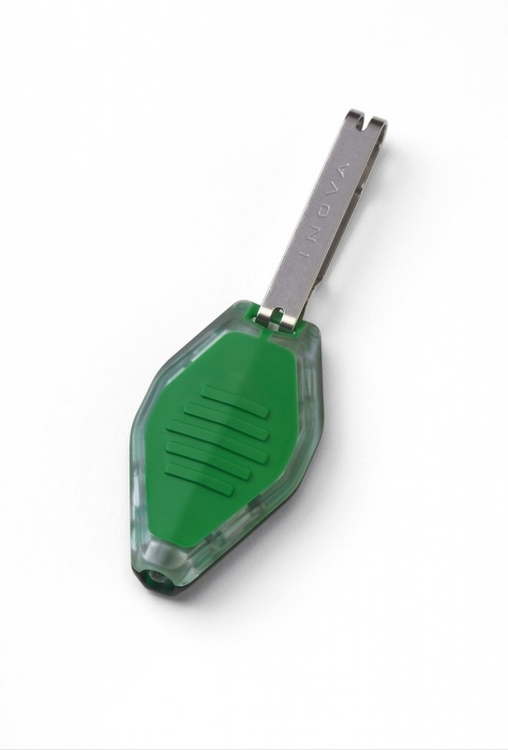 NITE IZE INOVA™ Microlampa - Flera färger