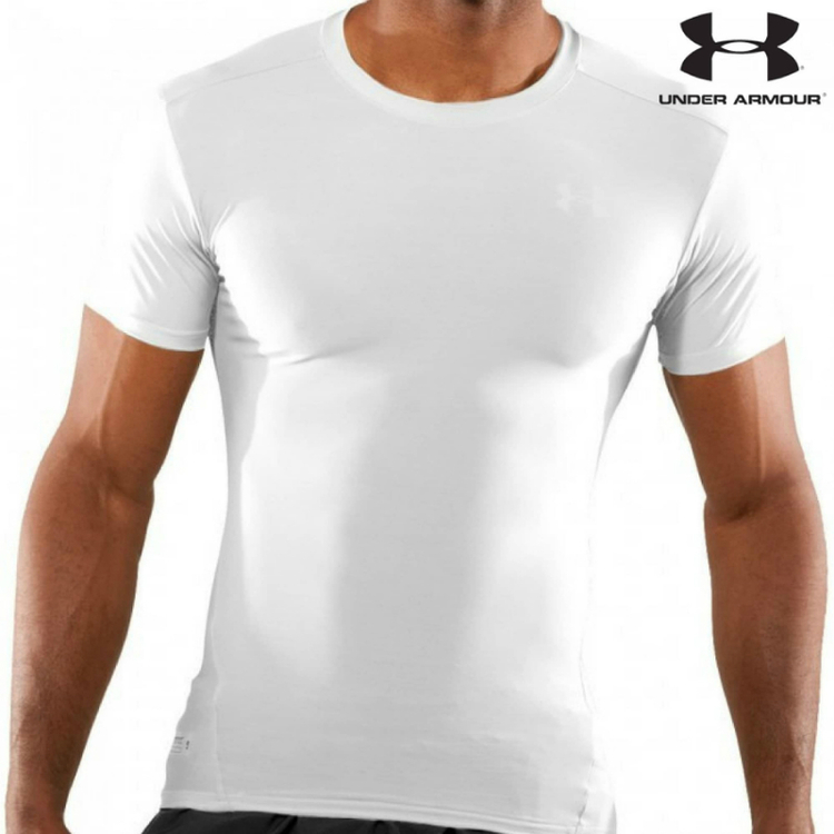 UNDER ARMOUR Tactical T-shirt - White