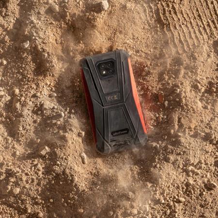 ULEFONE ARMOR 8 Orange - Stöttålig Smartphone