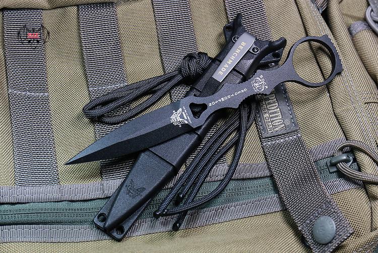 Benchmade SOCP DAGGER 176BK - Black