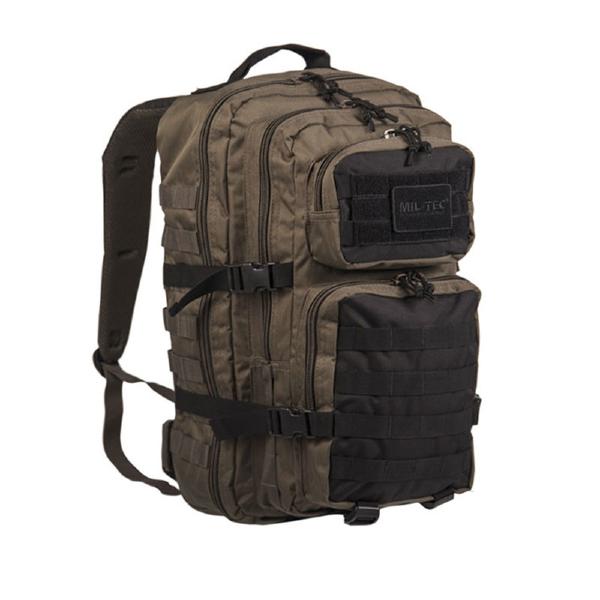 MIL-TEC by STURM US Assault Pack Large 36L - Ranger Green/Black