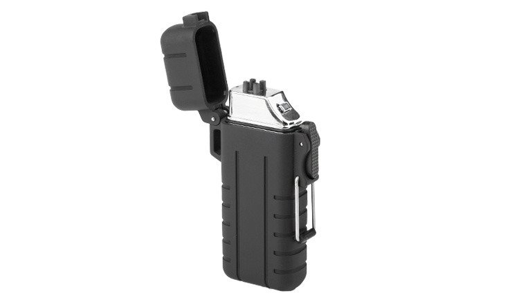 MIL-TEC by STURM TRÖBER RECHARGEABLE LIGHTER ATOMIC X-ARC