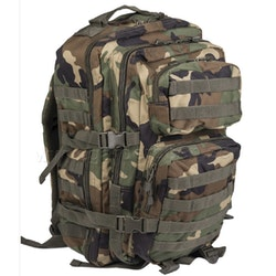 MIL-TEC by STURM US Assault Pack Large 36L - Woodland