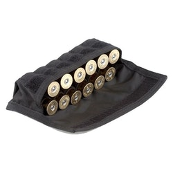 Blackhawk Belt Mounted Shotgun Shell Pouch - Black