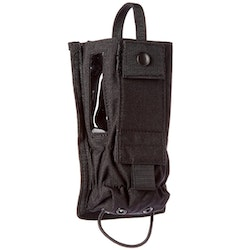 Blackhawk Strike MBITR Radio Pouch - MOLLE Black
