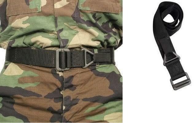 Blackhawk CQB Riggers Belt - Black
