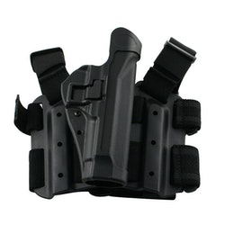 Blackhawk Tactical Serpa Thigh Holster - Beretta 92/96