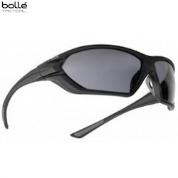 BOLLÉ ASSAULT - Ballistic sunglasses (Smoke lens)