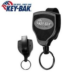 KEY-BAK Nyckelhållare SUPER48 med kevlar tråd och bältessölja