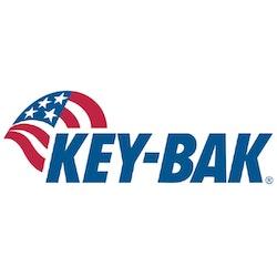 KEY-BAK Nyckelhållare SUPER48 med kevlar tråd och clips