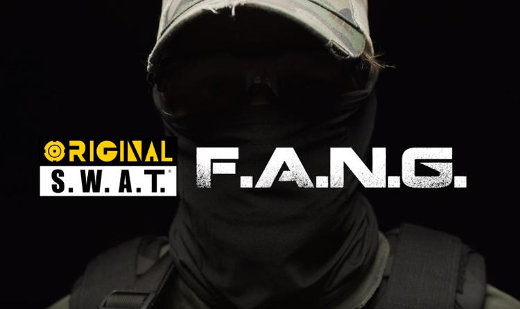 Original SWAT F.A.N.G. - Ansiktsmask - Buff - Munskydd