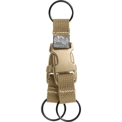 MAXPEDITION Tritium Key Ring - Khaki
