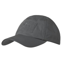 HELIKON-TEX BBC Cap Canvas - Shadow Grey
