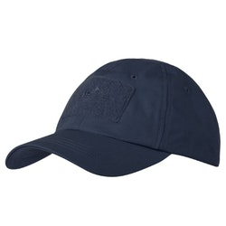 HELIKON-TEX BBC Cap Canvas - Navy Blue